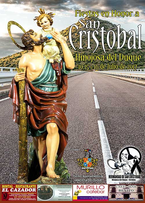 Fiesta en honor a San Cristobal
